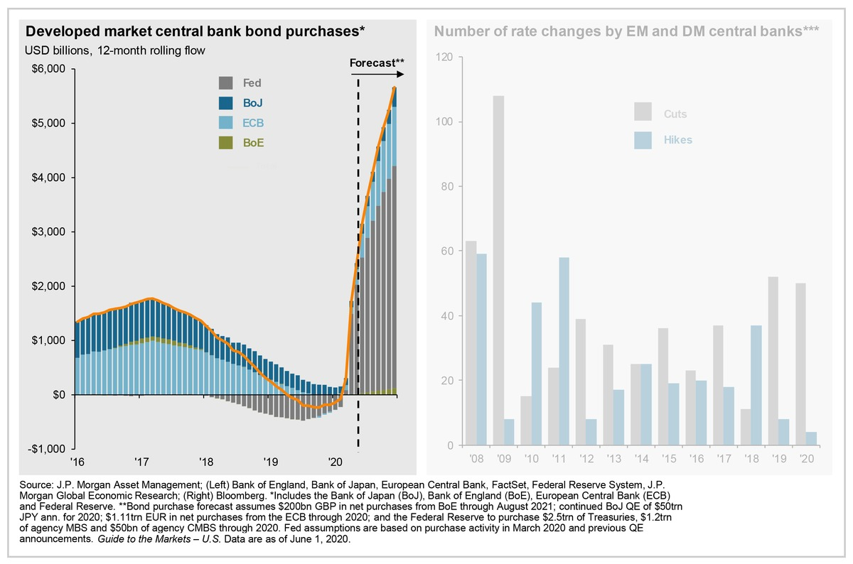 Central Bank Bond Purchases