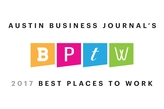 Austin Best Places to Work 2017
