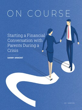 Starting a Financial Conversation with Parents in the Age of COVID