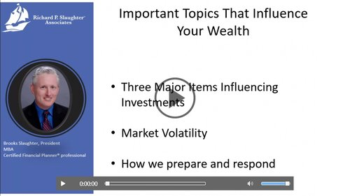 Important Topics That Influence Your Wealth