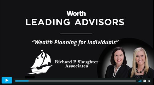 Financial Planning for Wealthy Individuals