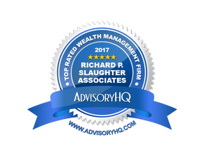 Slaughter Associates Top Wealth Management Firm
