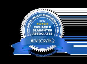 Slaughter Associates Top Wealth Management Firm