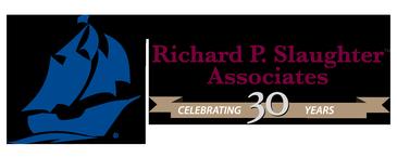 Richard P. Slaughter Associates Logo